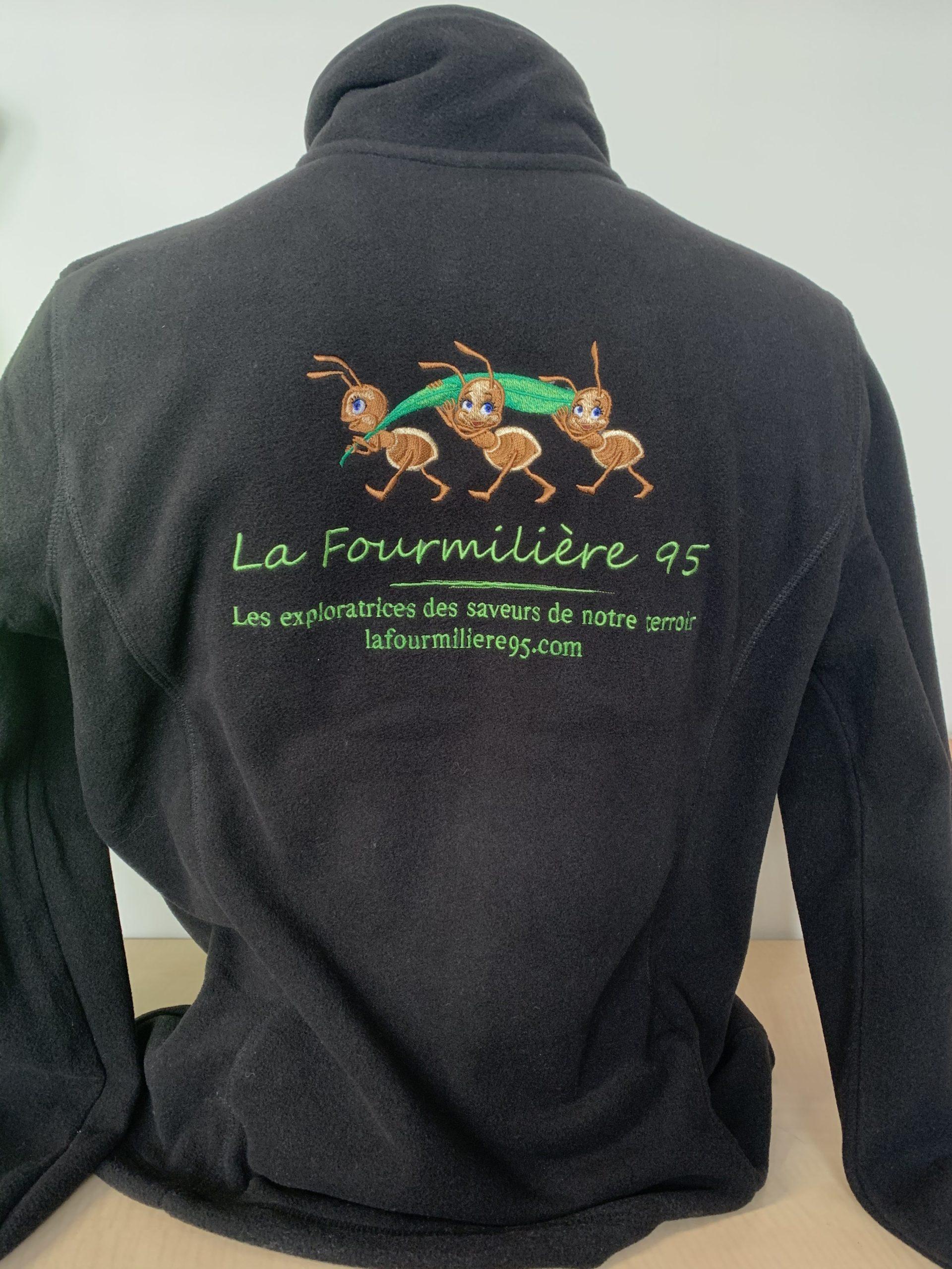 Broderie la Fourmilière