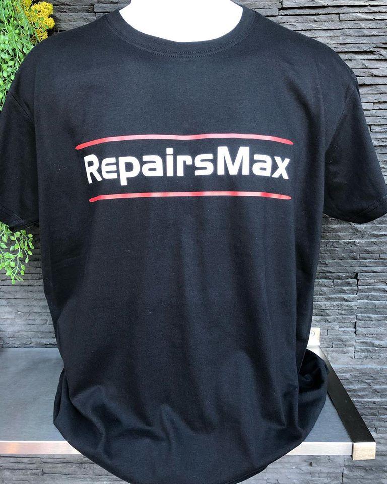 Tshirt repair max - Loocreation
