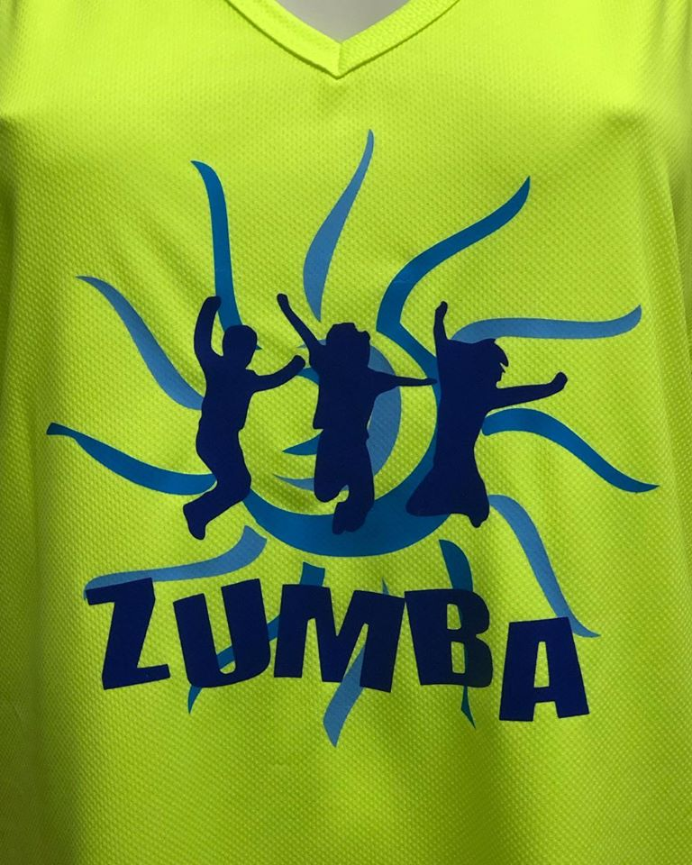 Tshirt zumba - Loocreation
